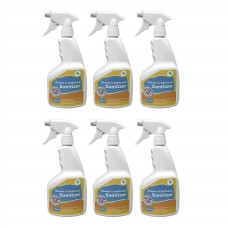 Tile Rescue Sanitizer - 6 Pack
